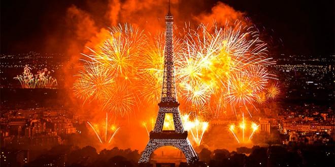 как празднуют новый год в разных странах мира