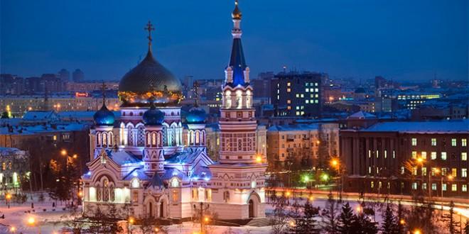 Новогодние мероприятия в Омске в 2019 году в 2019 году