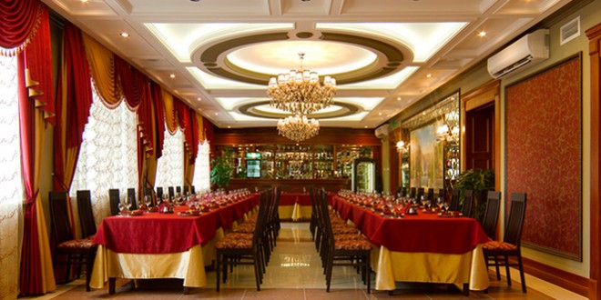 кафе и рестораны в оренбурге новый год