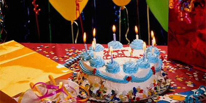 как празднуют день рождения в разных странах