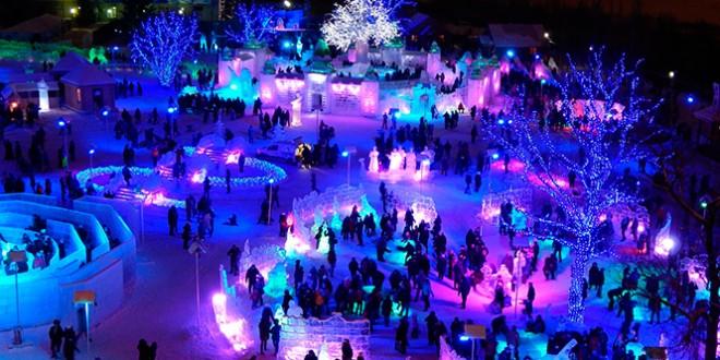 Новогодние мероприятия в Омске в 2019 году