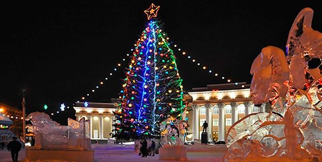 Новогодние мероприятия в Тольятти в 2019 году изоражения