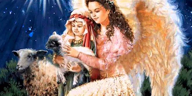 сценки на рождество христово для детей