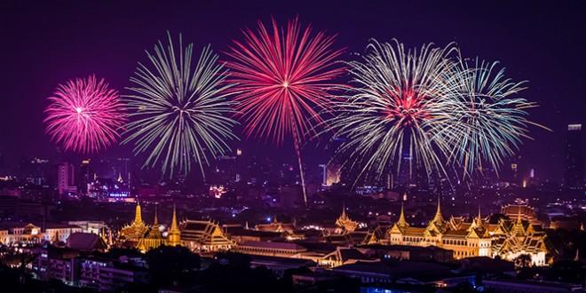 где в бангкоке встретить новый год