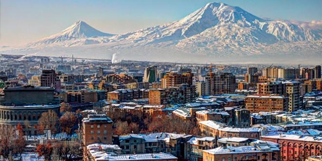 где встретить новый год 2016 в армении