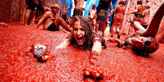 где проходит фестиваль томатина