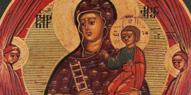 праздник иконы божией матери неопалимая купина