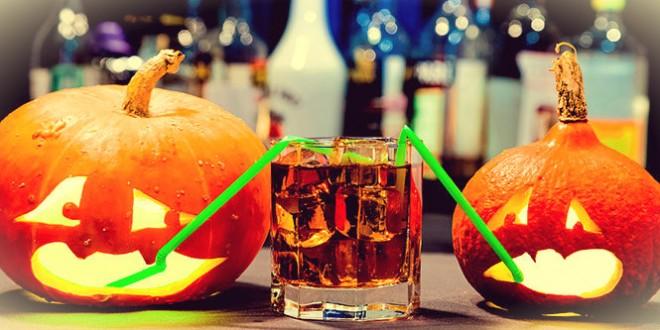 напитки и коктейли на хэллоуин для детей