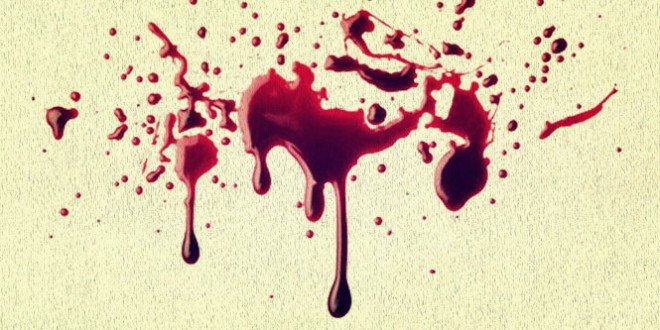 как сделать кровь на хэллоуин в домашних условиях