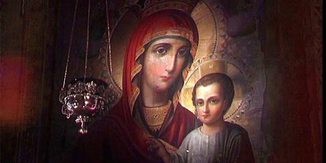 молитва иконе иверской божьей матери