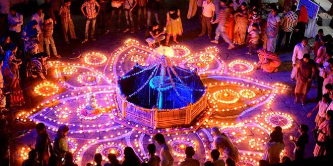 дивали фестиваль огней в индии