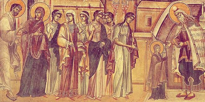 стихи и поздравления с введением во храм пресвятой богородицы