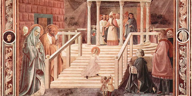 молитва на введение во храм пресвятой богородицы