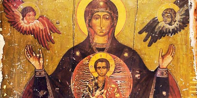 праздник иконы божией матери знамение