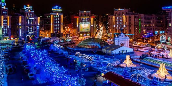 поздравления с новым годом на украинском языке