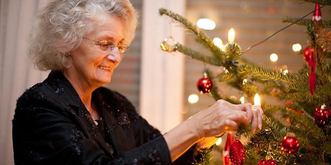 поздравления с новым годом для бабушки