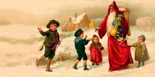 день святого николая в детском саду