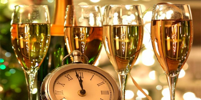тосты и пожелания на старый новый год