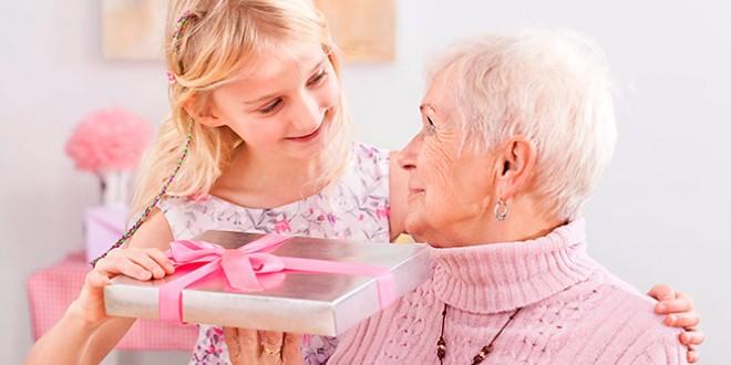 стихи с поздравлениями на 8 марта бабушке от внучки