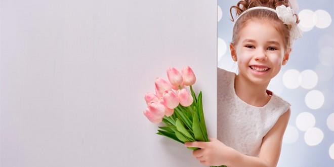поздравление с 8 марта тете от племянников