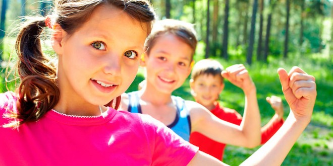 сценарий детского дня здоровья