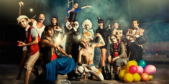 международный день цирка