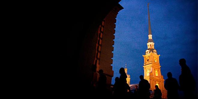 ночь музеев в санкт-петербурге