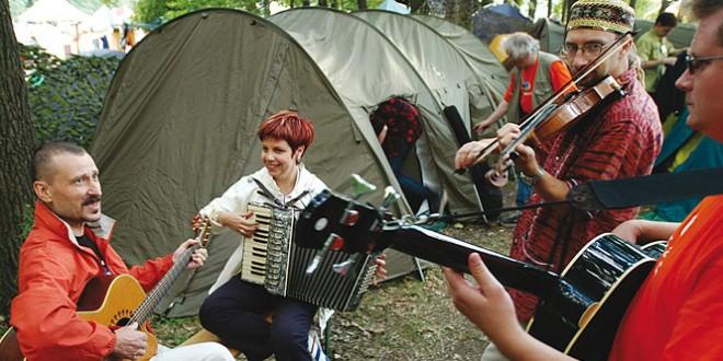 грушинский фестиваль бардовской песни