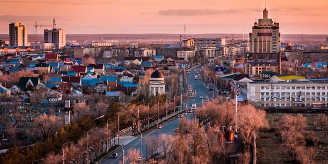 день города оренбург