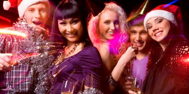 в каком клубе москвы отметить новый год