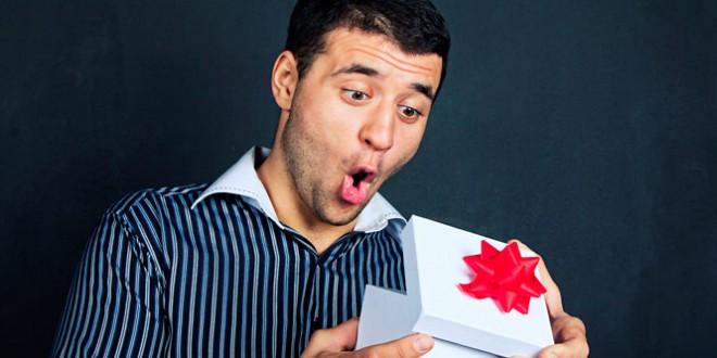 как обыграть вручение подарков на 23 февраля