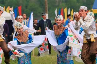 московский общегородской праздник сабантуй