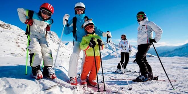 горные лыжи в москве