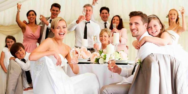 как составить список гостей на свадьбу