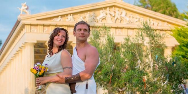сценарий свадьбы в греческом стиле